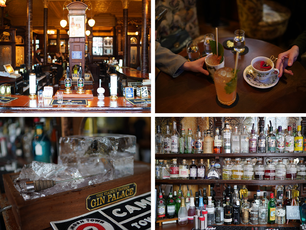 London's Grandest Victorian Gin Palaces 2