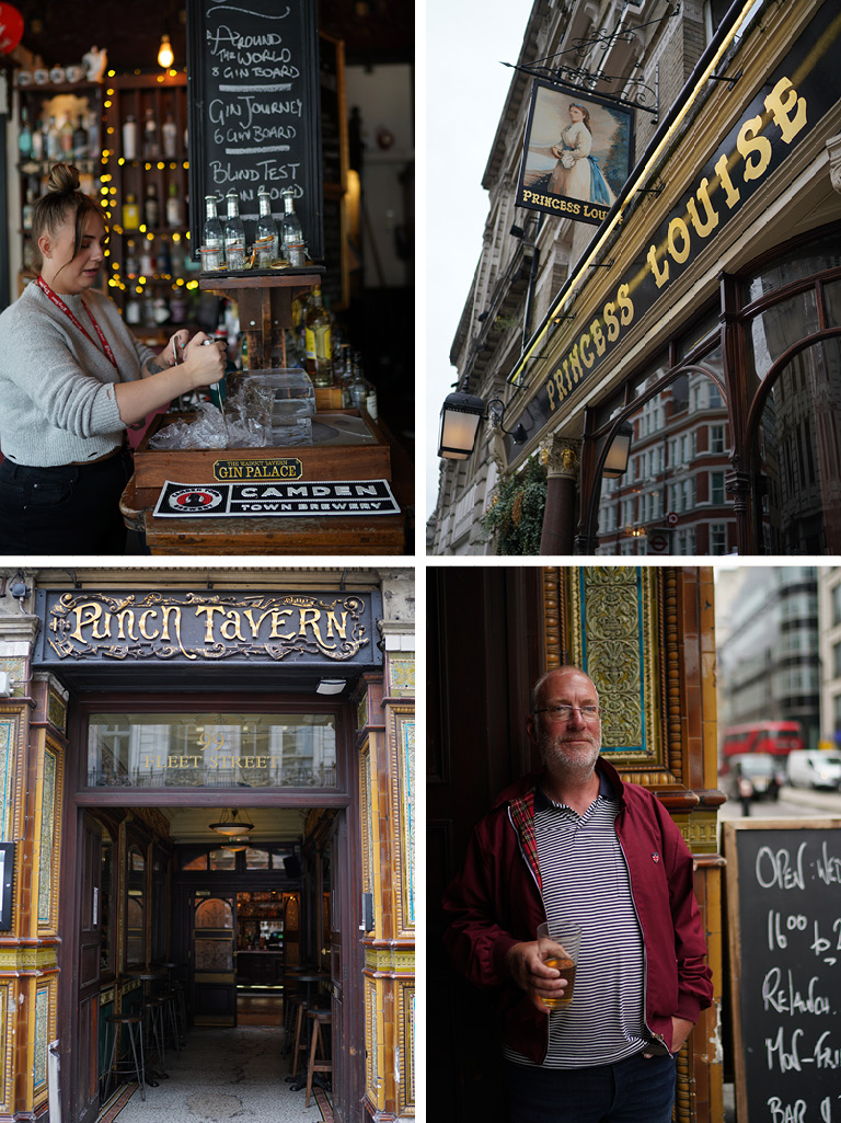 London's Grandest Victorian Gin Palaces 4