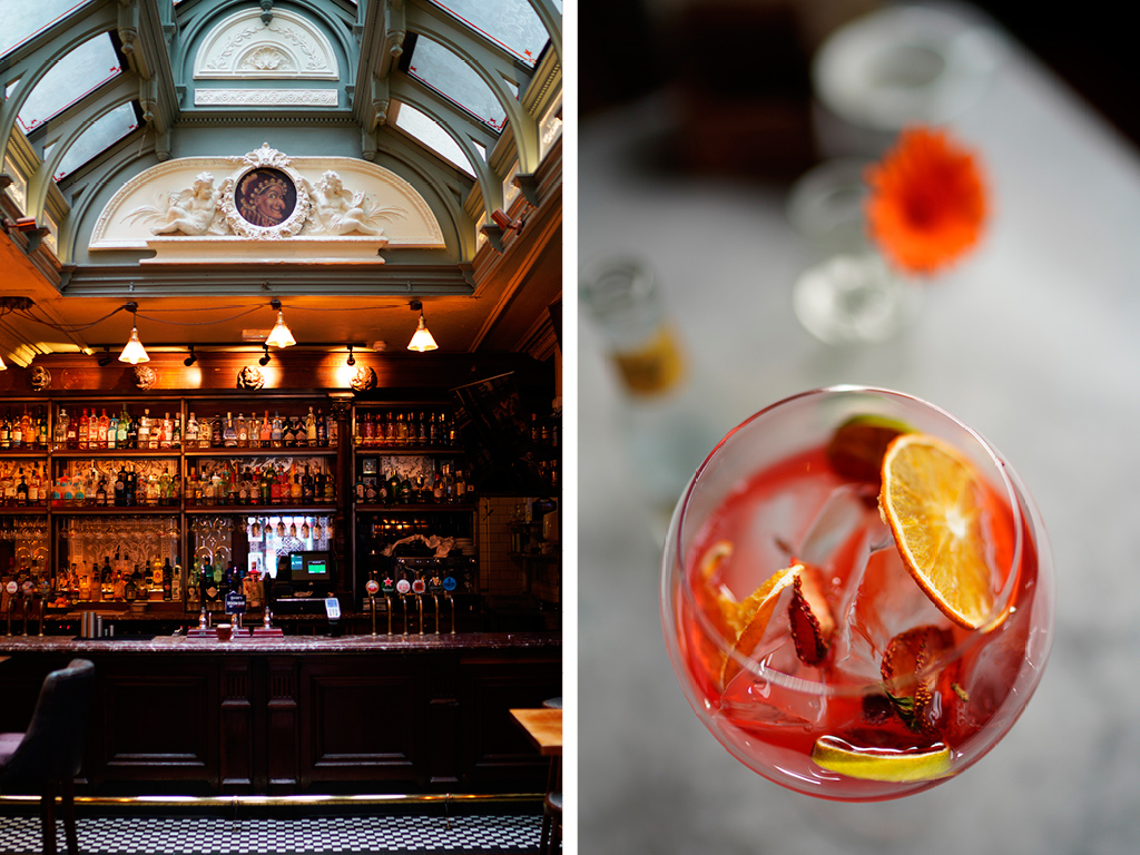 London's Grandest Victorian Gin Palaces 7