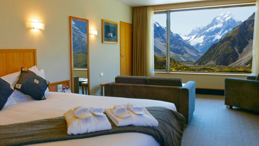 Mountain Stay: Peak it Up at The Hermitage Hotel, New Zealand