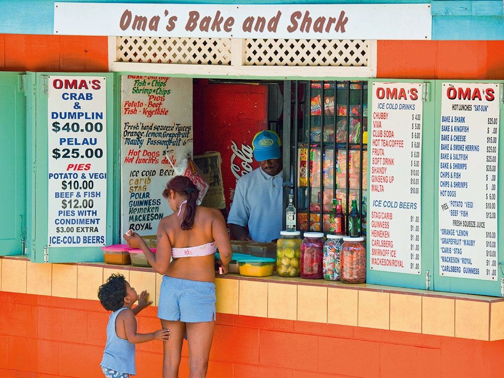 Bake shop, Trinidad
