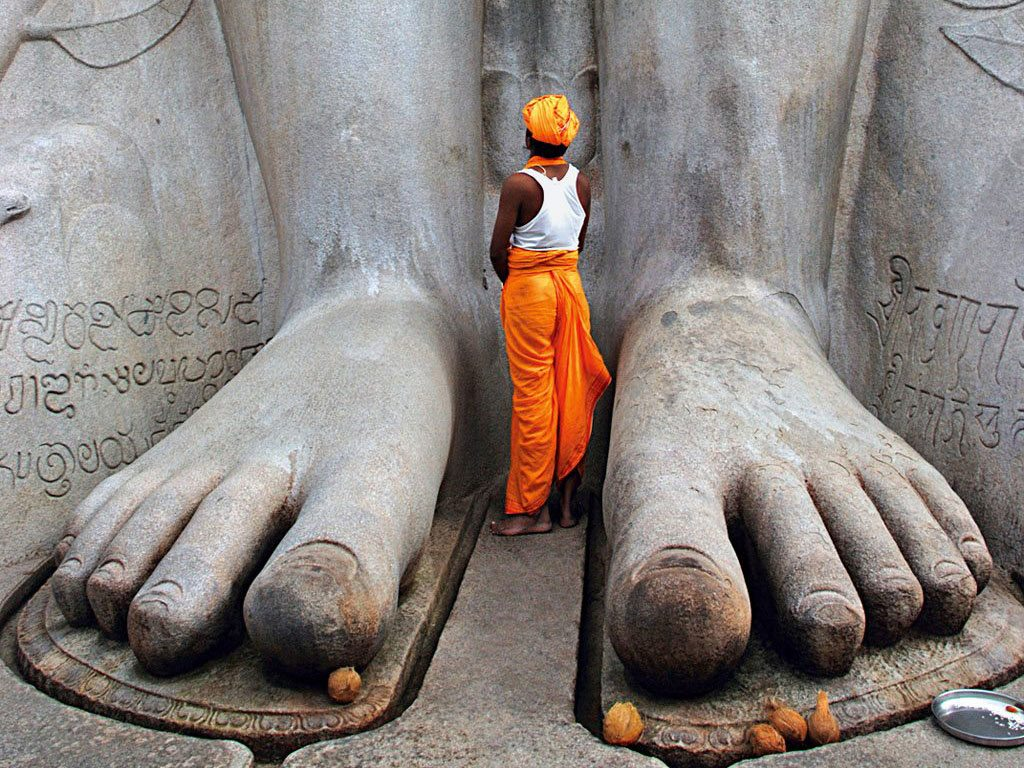 India's Sacred Giants: Five of the country's biggest religious statues
