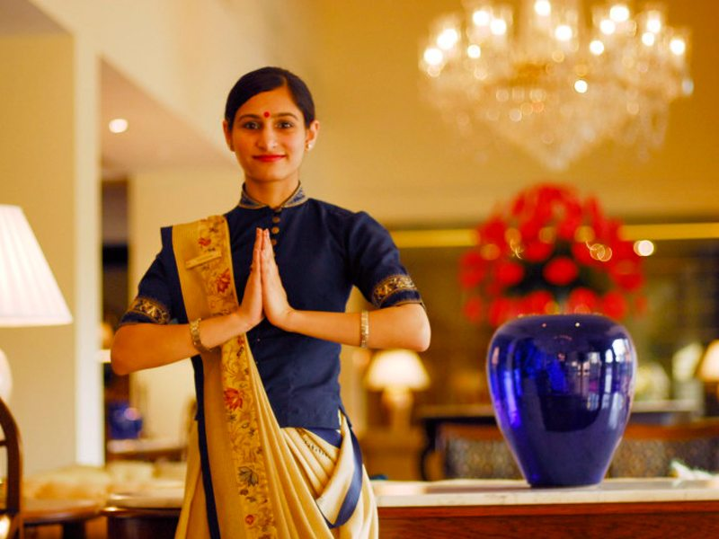 hospitality industry in india