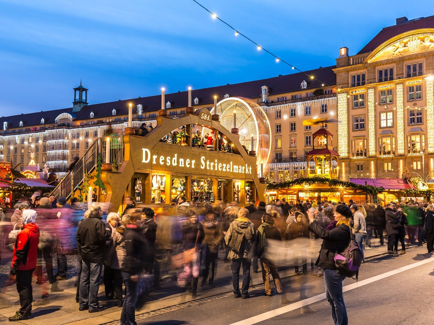 In Photos: The Best 10 Christmas Markets Around The World