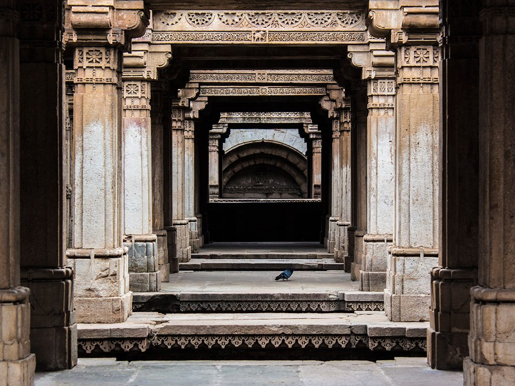 Adalaj Ni Vav is five stories deep and is beautifully well-preserved. Photo: Tin-Tin Azure/Flickr/Creative Commons (http://bit.ly/1jxQJMa)