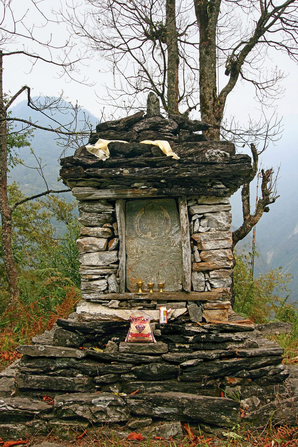 Shrine Lepcha Sikkim