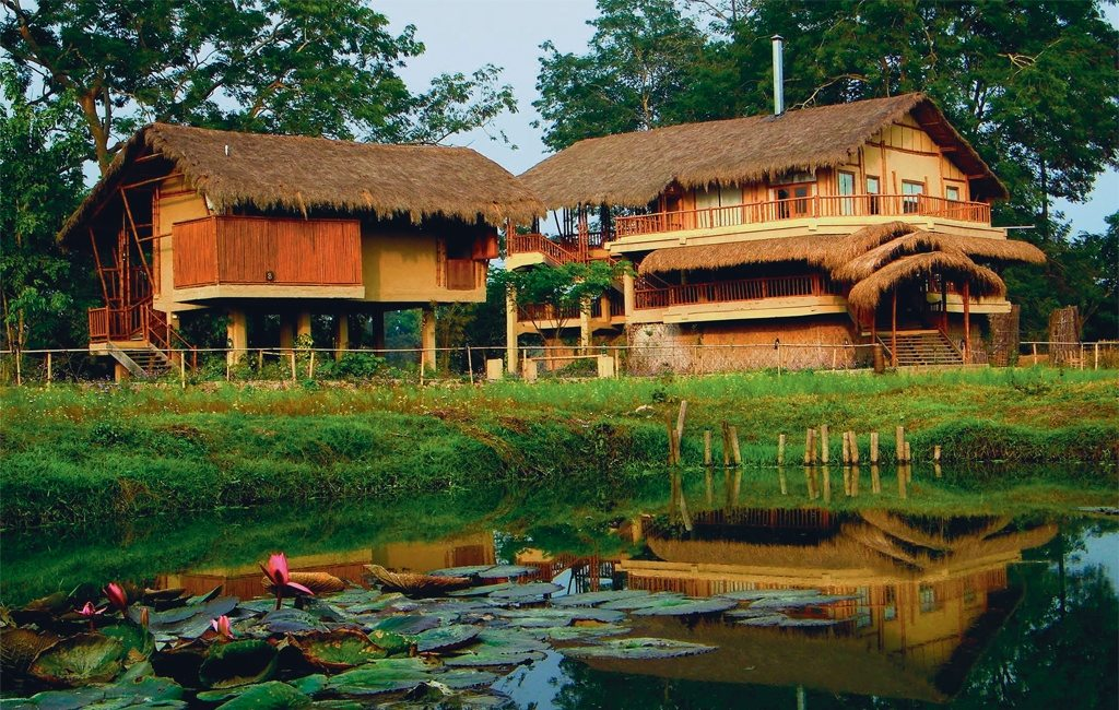 Diphlu River Lodge Kaziranga Assam