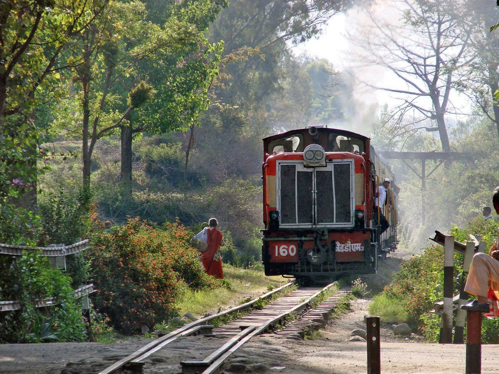 Toy Train Kangra Valley Railway UNESCO