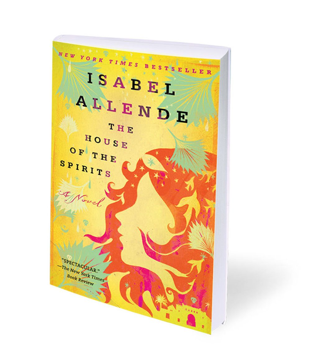 House of the Spirits Isabel Allende Book