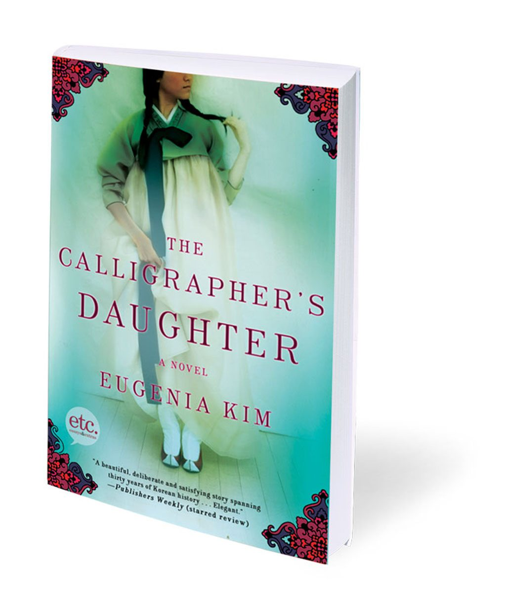 The Calligraphers Daughter Book