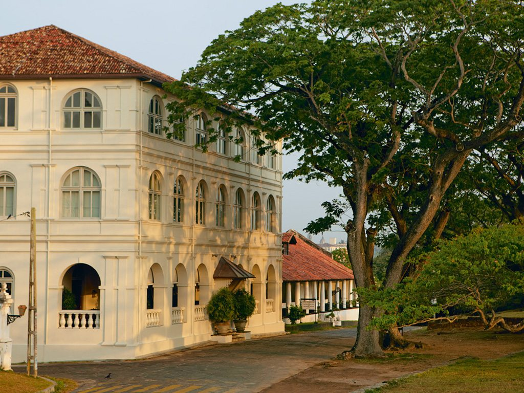 Amangalla Dutch Hotel Galle Sri Lanka