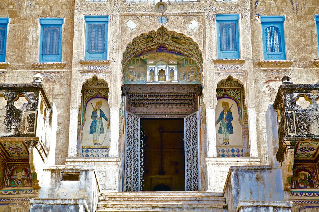 Churu, Rajasthan. Photo: Bhaven Jani