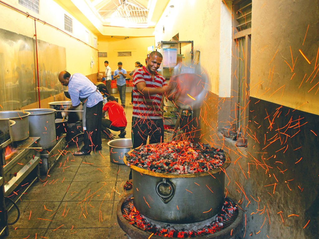 Served Hot: Eat Your Way Through Bengaluru's Military Hotels