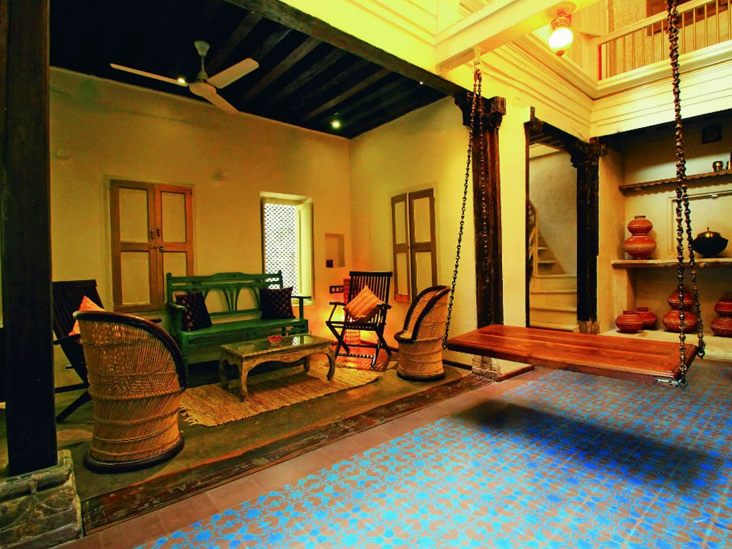 French Haveli Ahmedabad Hotel
