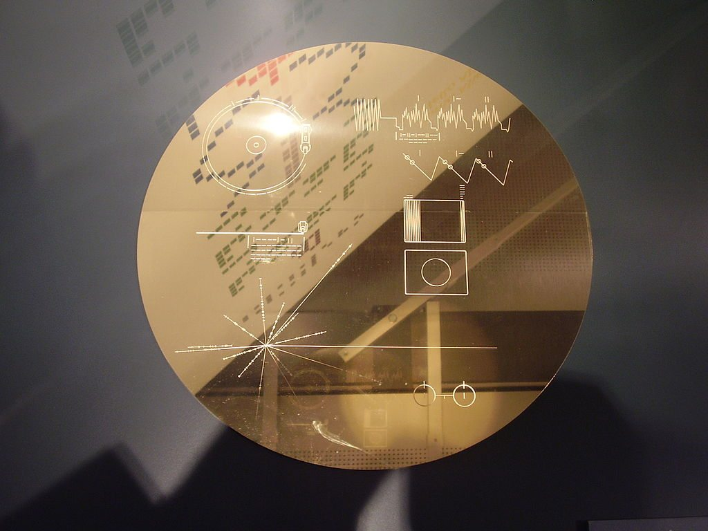 Voyager golden records