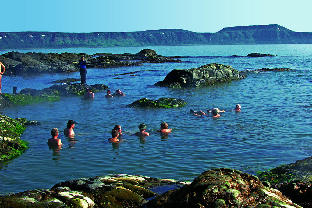 Kamchatka Peninsula has the second highest concentration of hot springs in the world. Photo: John Borthwick/ Getty Images