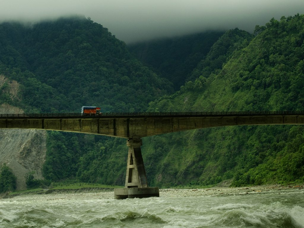 Lohit bridge Arunachal Pradesh