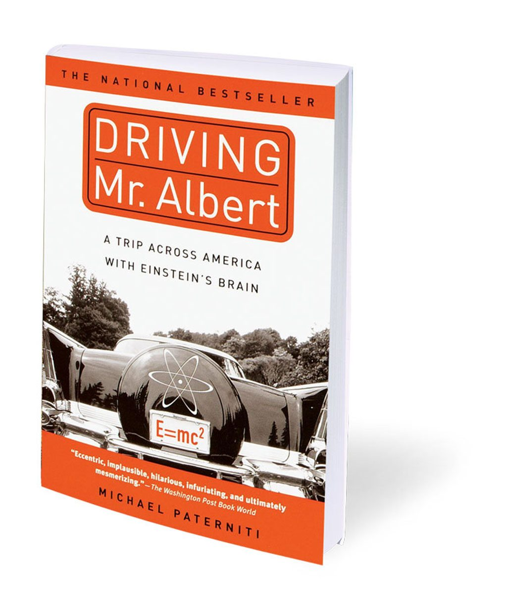 Driving Albert Einstein