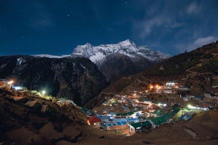 Mount Everest Namche Town Trek