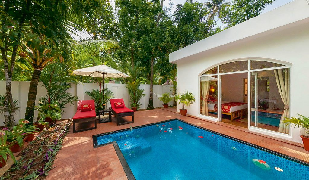 Marari Villas Pool Bungalow Hotel