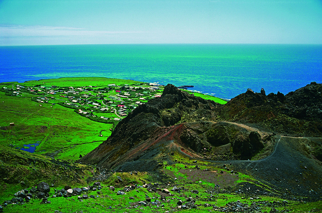 Scaling the island's volcanic Queen Mary's Peak provides thrills, while wildlife enthusiasts can take boat trips around nearby islands. Photo: Robert Harding/ Indiapicture