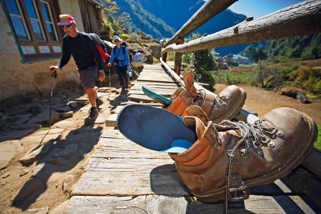 Mount Everest Trekkers Boots