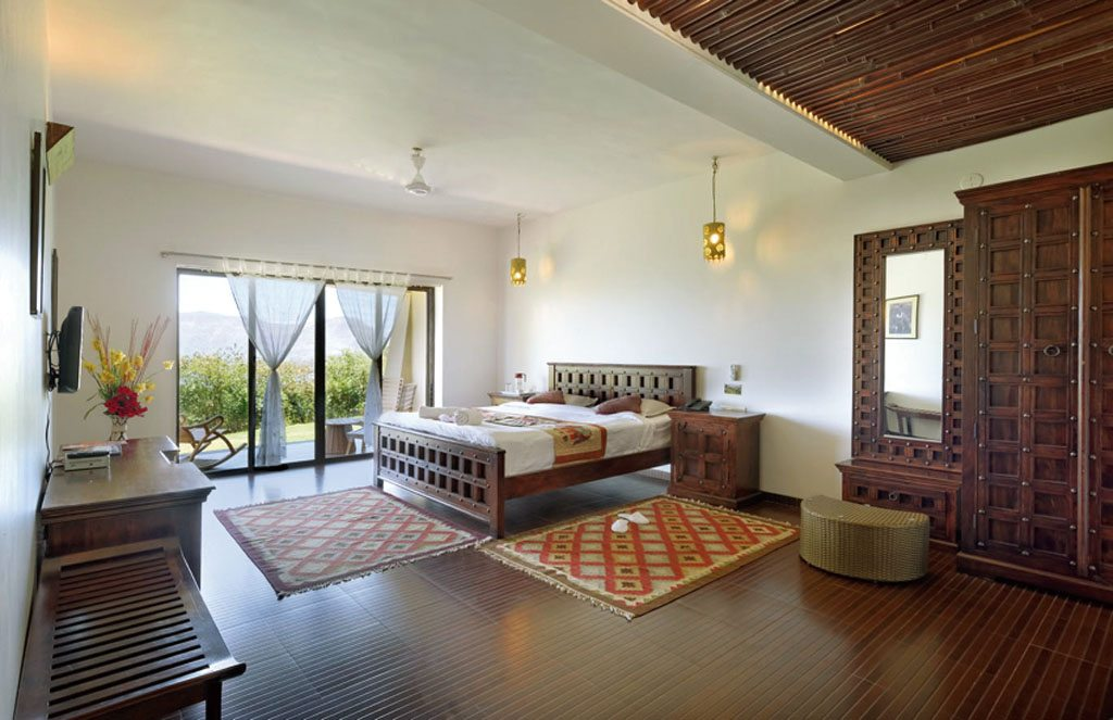 Malhar Machi offers a rejuvenating getaway from city life. Photo courtesy Malhar Machi Resor