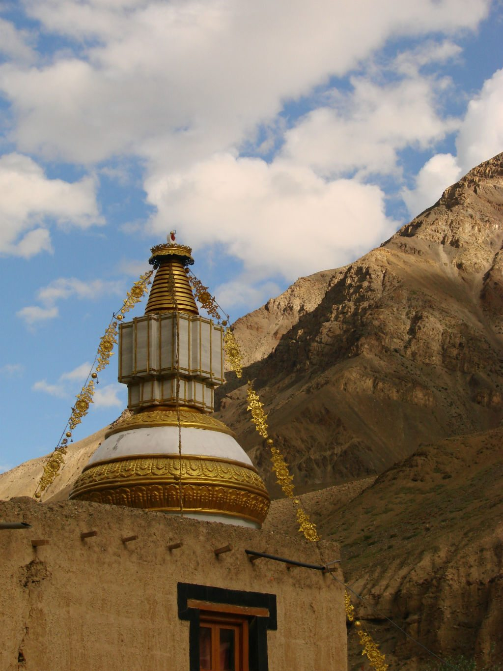 The Tabo Monastery is believed to be among the oldest operating Buddhist enclaves in the Himalayas. Photo: Nivedita Ravishankar/Flickr/Creative Commons (http://bit.ly/1jxQJMa)