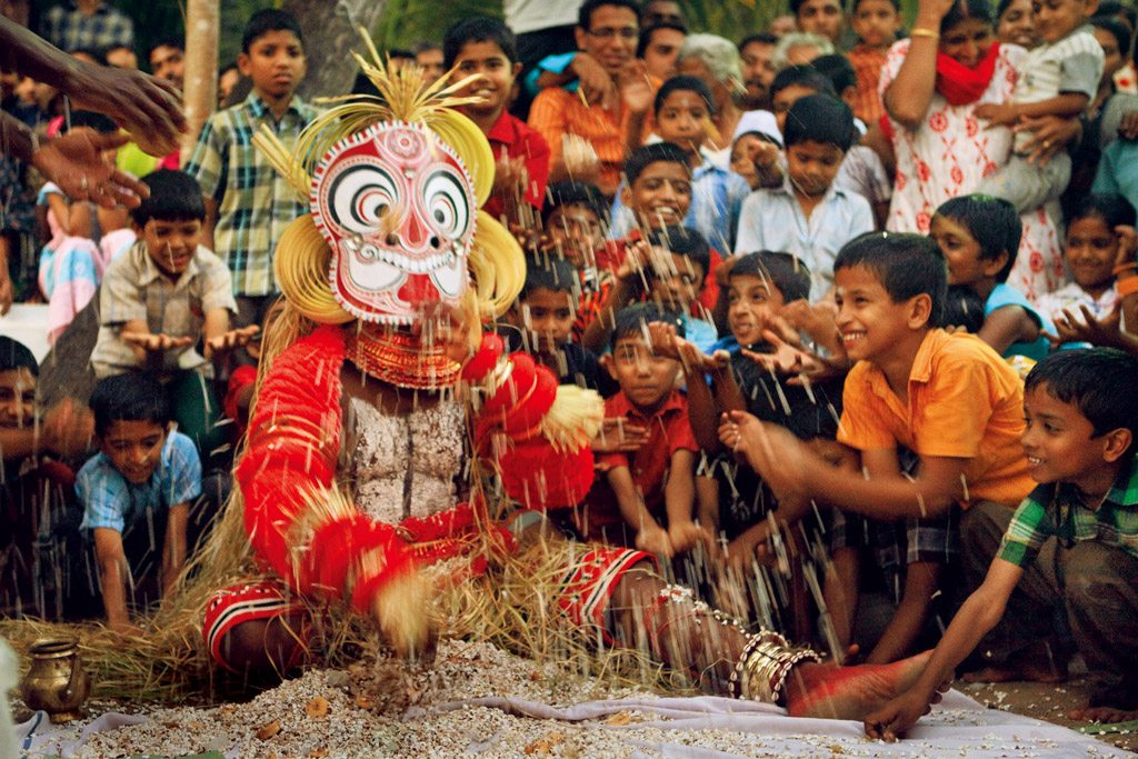 Theyyam Kerala Culture Dance