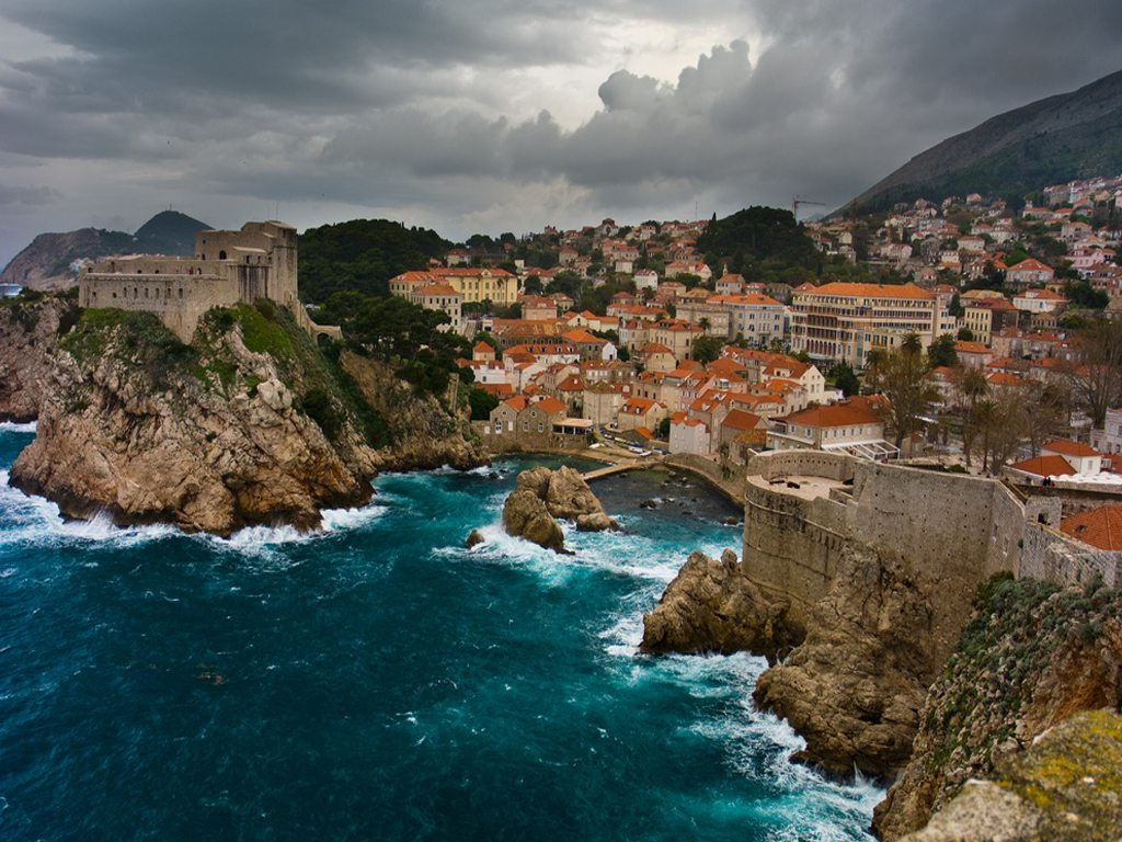 Dubrovnik Game Of Thrones George R. R. Martin