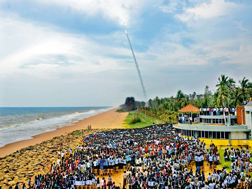 How A Little Church In Kerala Helped India Reach For The Stars