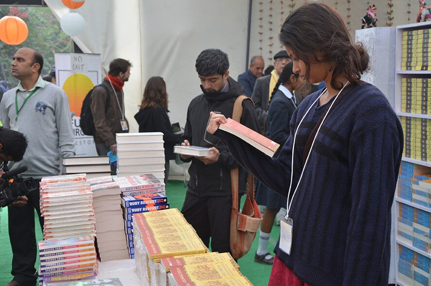 Yearly Book festival
