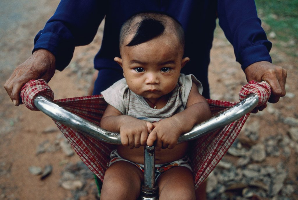 Cambodian Toddler