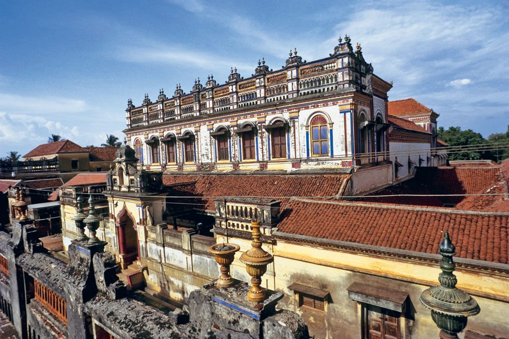 Chettinad Guide: Magnificent Mansions, Peppery Cuisine, and ...