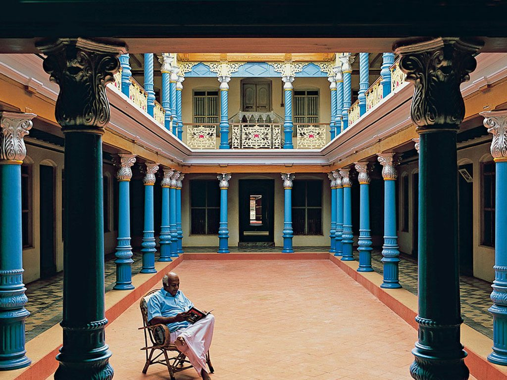 chettinad guide  magnificent mansions  peppery cuisine  and antique markets