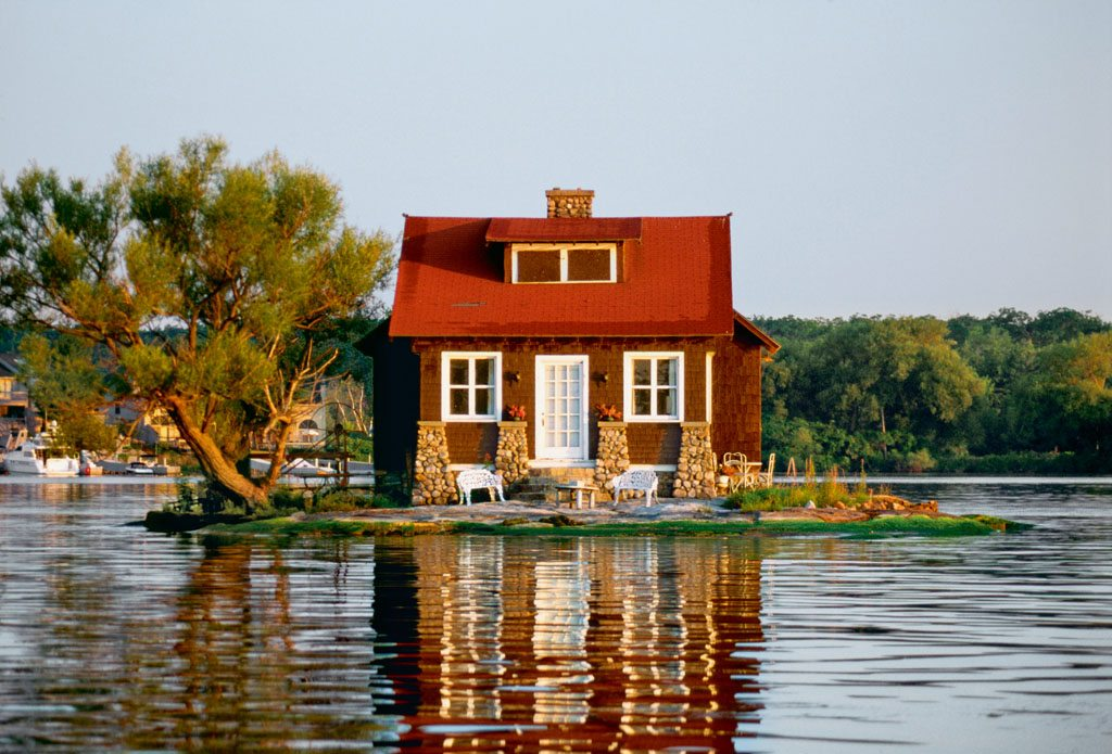 Cottage Thousand Islands