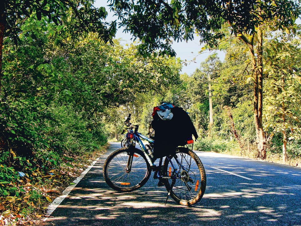Goa on Two Wheels: Cycling Through the Sunshine State