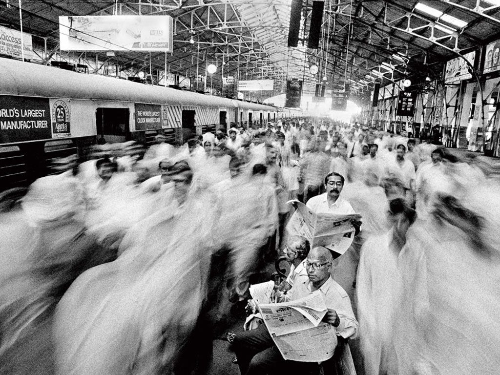 Churchgate Mumbai Railway Station