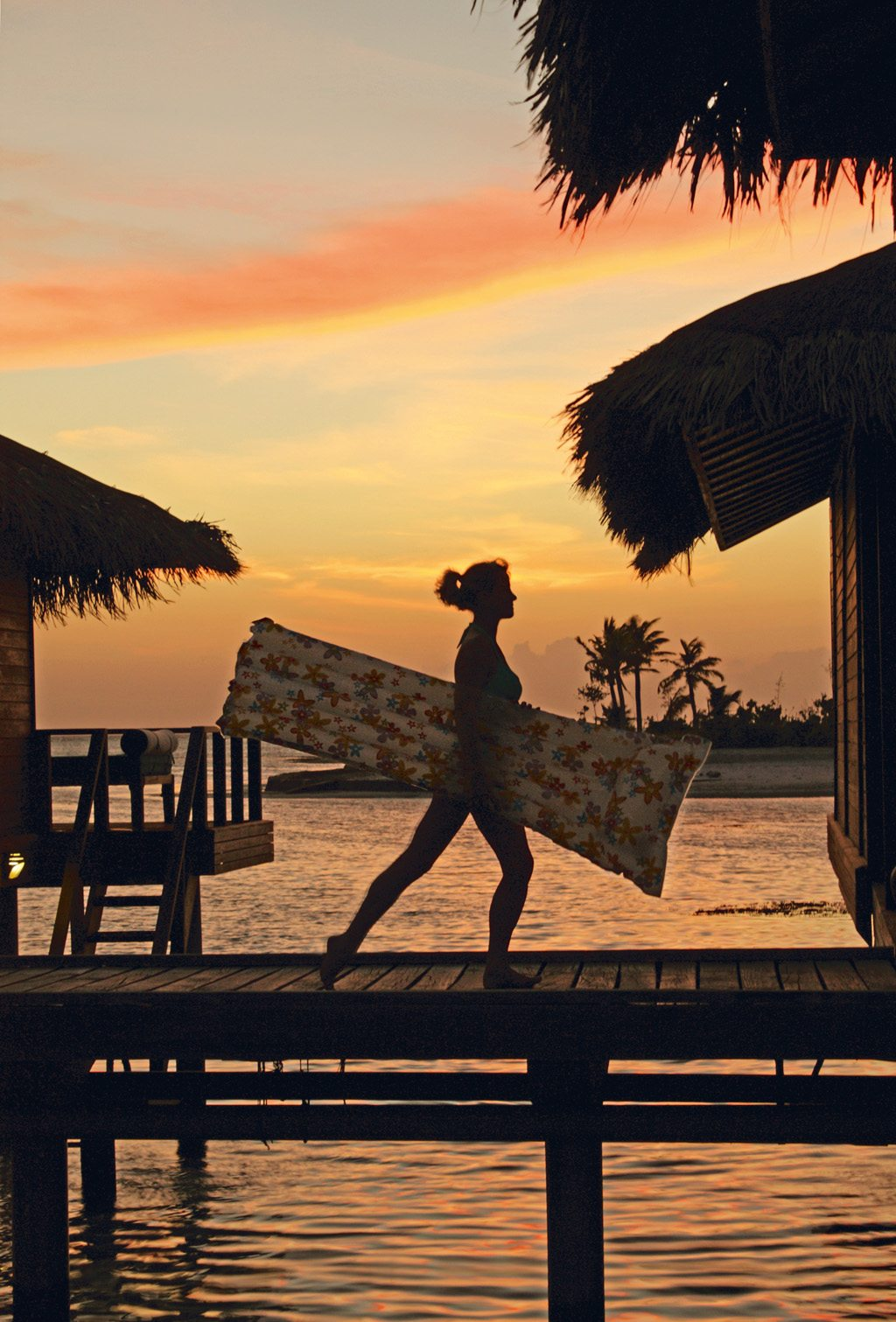 Sunset Women Resort Maldives