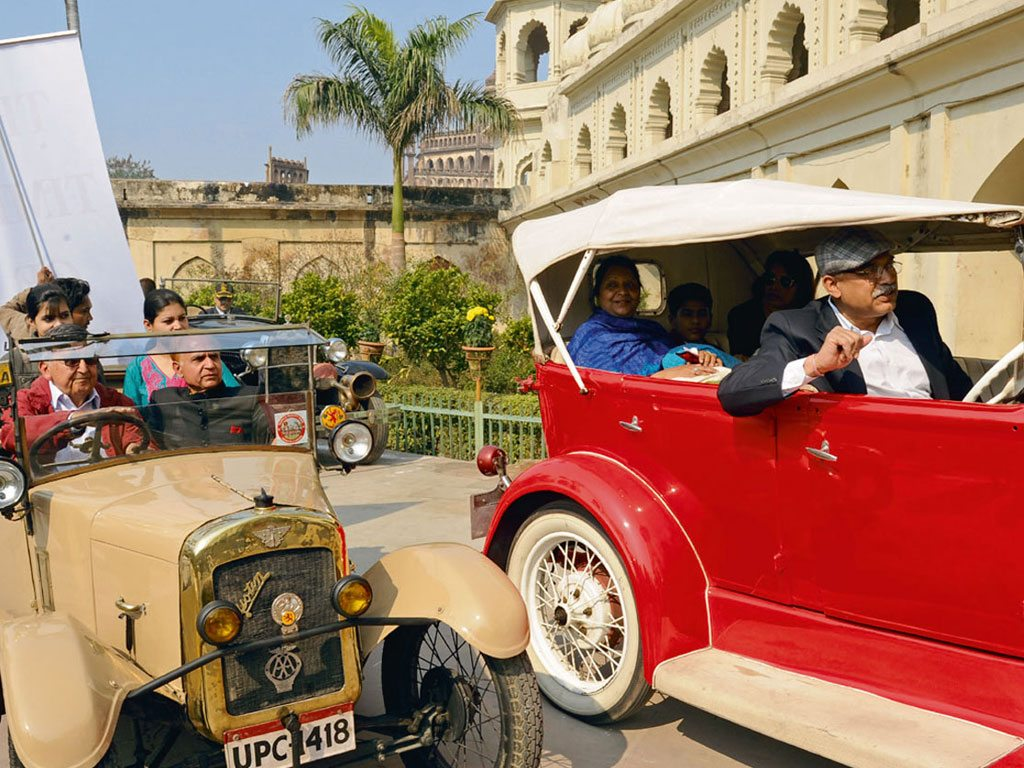 Lucknow Vintage Cars Annual Vintage Car Rally