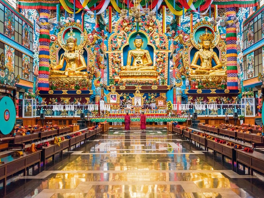 Bylakuppe Diaries: Discovering a Piece of Tibet in South India