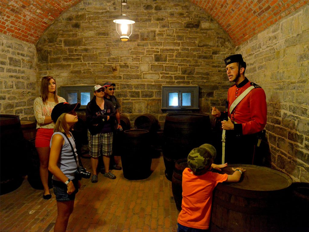 Fort Henry Kingston Canada