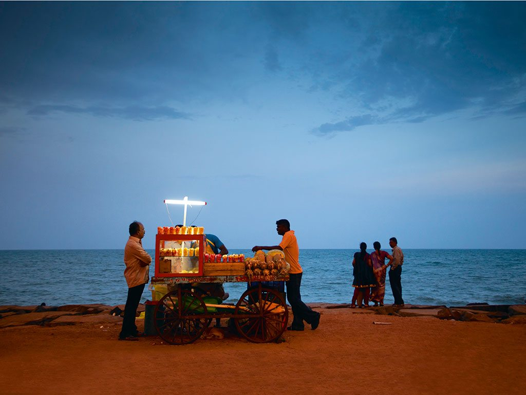 Beach Pondicherry