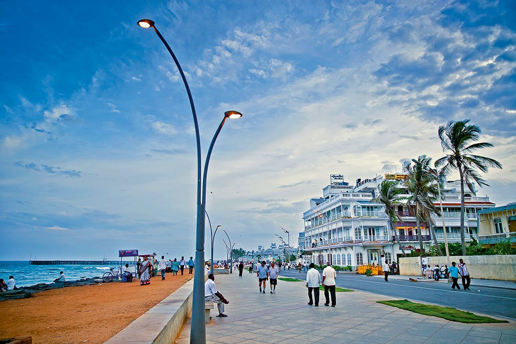 Promenade Pondicherry