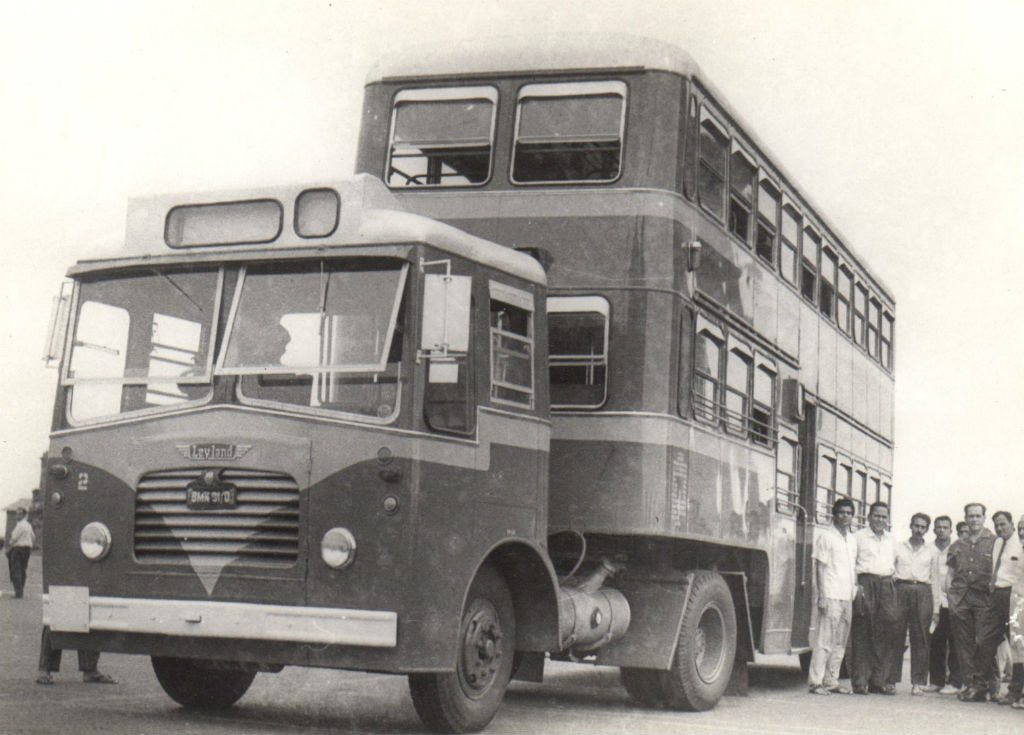 The BEST was the first undertaking in India to introduce articulated buses.