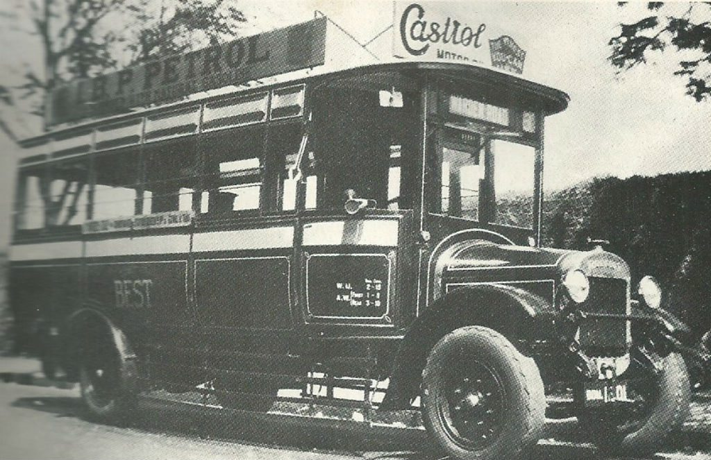 The first bus in Mumbai ran on July 15, 1926.