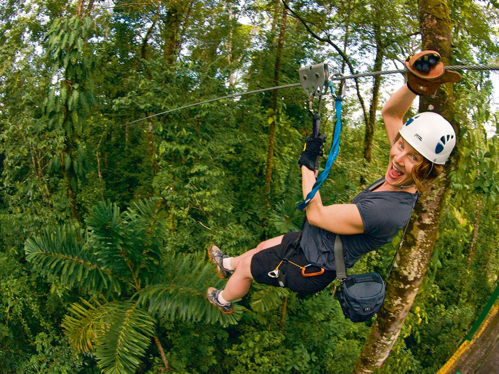 Zipline Forest Costa Rica