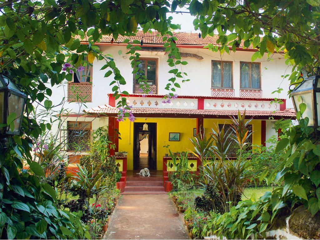 Cancio's House, Goa