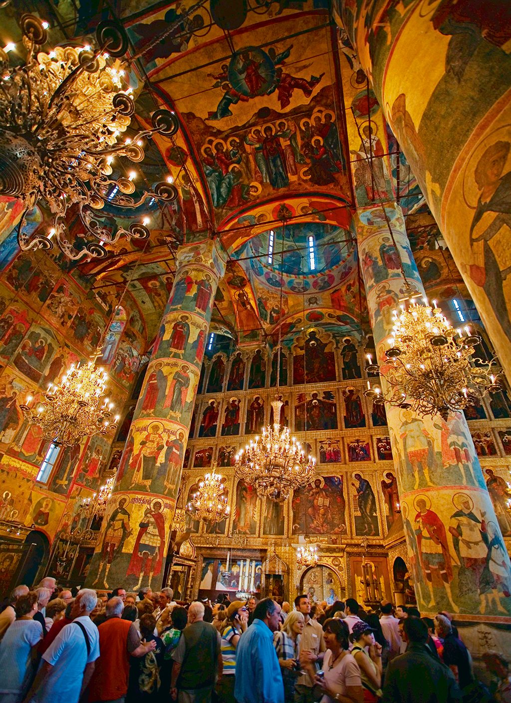 Cathedral Moscow Russia