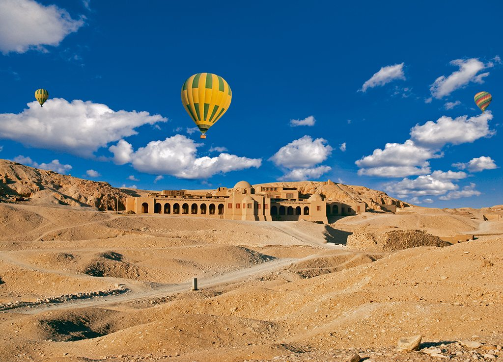Balloon Egypt